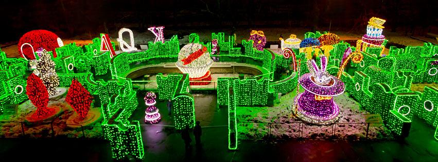 Królewski Ogród światła Muzeum Pałacu Króla Jana Iii W