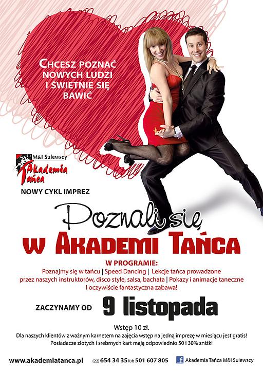 Nopeus dating Warszawa listopad