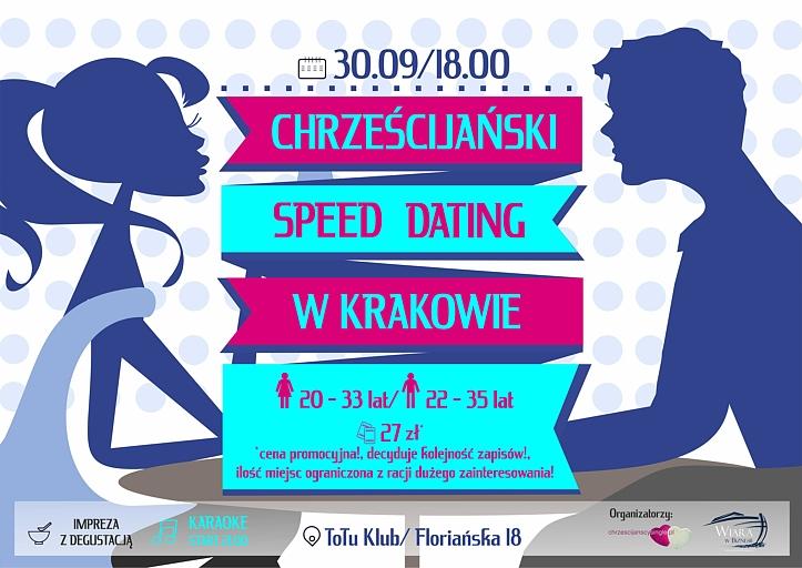 speed dating w krakowie dobra čista mjesta za upoznavanje