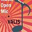 MUSIC OPEN MIC + KONCERT VALIS!