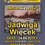 """Zapraszamy na wystawę prac Jadwigi Więcek pn. """"Malarskie pasje"""" do """"NASZEJ GALERII"""" w terminie 04 - 24 września 2015 r."""