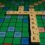 Klancyk gra w Scrabble i Komora maszyny losującej jest pusta