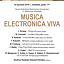 Musica electronica viva na UMFC