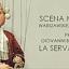SCENA MARIONETEK WARSZAWSKIEJ OPERY KAMERALNEJ / G.B. Pergolesi - LA SERVA PADRONA