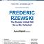 Koncert Studium Muzyki Nowej - Frederic Rzewski