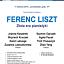 Ferenc Liszt - złota era pianistyki - koncert studentów klas fortepianu UMFC