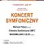 """Maestro Massimiliano Caldi i Mariusz Patyra - koncert symfoniczny w cyklu """"Środa na Okólniku"""""""