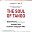 The Soul of Tango -koncert bandoneonisty Gabriela Rivano