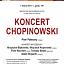 Koncert chopinowski w ramach cyklu Środa na Okólniku