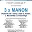 3 x Manon - koncert w Uniwersytecie Muzycznym