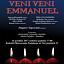 VENI VENI EMMANUEL Koncert pieśni adwentowych w opracowaniu Jerzego Cembrzyńskiego