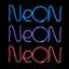 Neon Workshop w DK Kadr