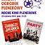 """XIV Oświęcimski Kinowy Ogródek Plenerowy - nocne kino plenerowe - """"Zabójczy Jaques"""" i """"Party"""""""