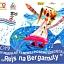 Rejs na Bergamuty - trzecia edycja Ogólnopolskiego Przeglądu Dziecięcej Piosenki Filmowej