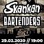 The Bartenders, Skankan / 29.02 / Pogłos