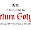 KALIGRAFIA - FRAKTURA GOTYCKA