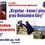 """""""Kirgistan – konno i pieszo przez Niebiańskie Góry"""" - """"Spotkanie przy globusie"""" z Jakubem Czajkowskim"""