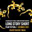 """II edycja Dolnośląskiego Festiwalu Filmów Krótkometrażowych """"Long Story Short Film Festival"""" w kinie DCF"""