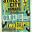 SATURATOR LABEL prezentuje: Street City Nomads - CD Nihilista