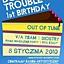 DOUBLE TROUBLE 1st BIRTHDAY - 8.01