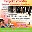 Koncert charytatywny zespołu Projekt Volodia