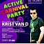 Active Carnival Party - Krist Van D w Medyku