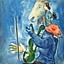 Litografie Chagalla w Piasecznie
