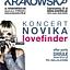 KONCERT NOVIKA LOVEFINDER
