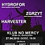 Harvester + Zgrzyt + Hydrofor