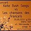 Kate Bush Songs vs Les chansons des Français
