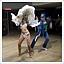 Samba Show w klubie Bollywood Lounge w W-wie