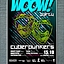 JUNKIE PUNKS proudly presents WooW Party with CYBERPUNKERS!