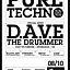 PURE TECHNO with D.A.V.E THE DRUMMER