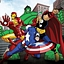 """""""The Avengers: Earth's Mightiest Heroes"""""""