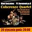 Coherence QUARTET Koncert