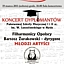 Koncert dyplomantów PSM Nysa