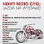 Inauguracja sezonu motocyklowego w Porcie Łódź