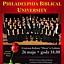 PHILADELPHIA BIBLICAL UNIVERSYTY - koncert charytatywny