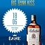 BIG BANK KISS BY BALLANTINE S