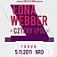 LUBISZTO! LIVE MUSIC: ŁONA & WEBBER promo album Cztery i pół