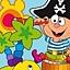 O Piracie Buciorze, Który Zgubił Skarb