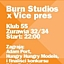 Burn Studios x Vice: Ibiza Residency Mix Off Finals feat. Adam Port