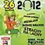 STRACHY NA LACHY, INDIOS BRAVOS, JUNIOR STRESS, MESAJAH, ALICETEA - jUWenalia 2012