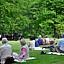 Piknik Majowy w pałacowym parku