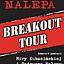"""I ZIELONOGÓRSKA WIOSNA BLUESOWO-JAZZOWA"""" Piotr Nalepa BREAKOUT TOUR"""