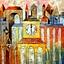 Wystawa malarstwa Malgorzata Druska i Jacek Bialkowski - Galeria Schody - 24.06-03.07.2012