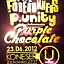 THE FORERUNNERS, P.UNITY, PURPLE CHOCOLATE