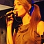 Beata Orbik z zespołem akustycznie w Barometrze,