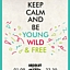 Wild, young & free by Frantic