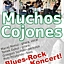 Muchos Cojones - koncert